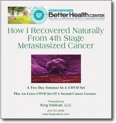 Cancer Recovery Naturally